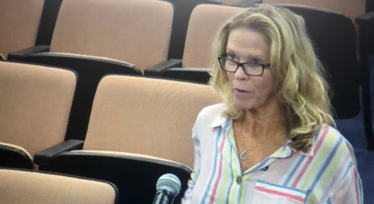 Satellite Beach resident Cindy McGrath, who manages of the Indian Harbour Beach Club, with 43 rental units, and is manager of18 other properties in the Brevard County, urged the County Commission on Tuesday to support the reopening of vacation rental businesses in the county.