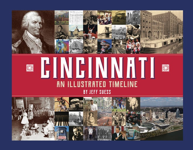 """Cincinnati: An Illustrated Timeline"" by Jeff Suess"