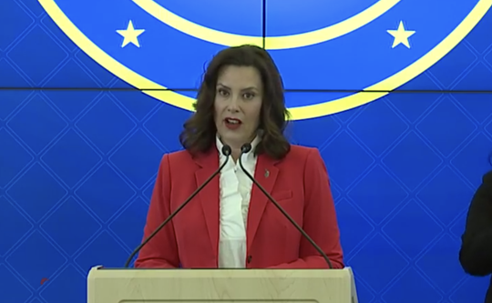 Gov. Gretchen Whitmer declared a state of emergency for Midland County after the Edenville and Sanford dams breached on Tuesday, May 19.
