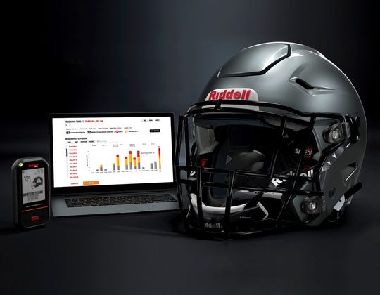 Teaming with Catapult, an Australia-based technology company, Riddell is providing coaches, players and medical staff detailed information regarding anything from practice regimens to helmet contacts to overall preparation for athletes.