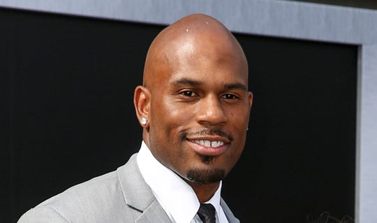 The body of former World Wrestling Entertainment pro Shad Gaspard was found early Wednesday on Los Angeles' Venice Beach