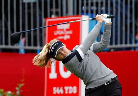 Brooke Henderson of Canada won the Meijer LPGA Classic last season. The tournament was canceled for this season.
