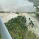 A pilot captured an aerial video of flooding caused by the breach of the Edenville dam that triggered widespread flooding near the Tittabawassee River.