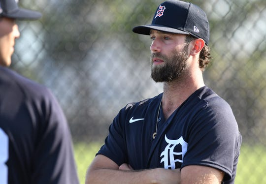 """It will probably feel like a spring training inter-squad type thing for a while,"" says Tigers pitcher Daniel Norris about the prospect of playing without fans."