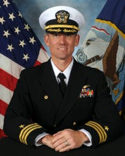 Cmdr. Jamie Delcore will take command of Tactical Air Squadron 11 of the U.S. Navy on June 3. Delcore is a native of New Franken and 1991 graduate of Luxemburg-Casco High School.