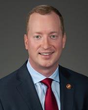 John Warren, Greenville businessman and former Marine Corps infantry officer.