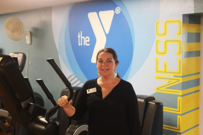 Stephanie Pepper is the Y's long-serving youth development manager.