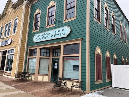 Ruggeri's Lake Country Bakery in Pewaukee will reopen as an Italian market.