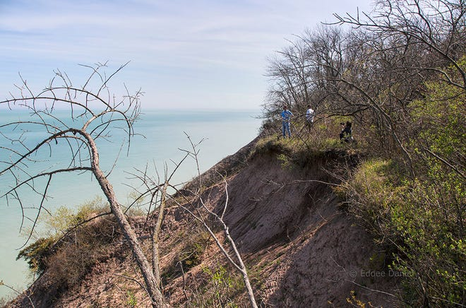 Ozaukee Washington Land Trust is raising funds to purchase 131 acres of lakefront property in Port Washington to create a natural recreation area, similar to Lion's Den Gorge Nature Preserve to the south.