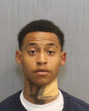 William Britton, 21, was charged with criminal homicide after the fatal shooting of Kendall Ostine on March 29, 2020.