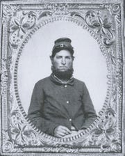Loring Cooley of Granville enlisted into the American Civil War in December 1861.