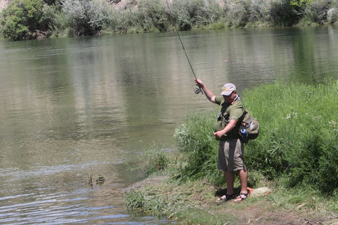 Fly fishing on the San Juan River below Navajo Dam is one of San Juan County's top tourism draws, as anglers come from all over the country to try their luck there. A proposed amendment to the state's Bill or Rights would state that New Mexicans and future generations have the right to a clean and healthy environment.