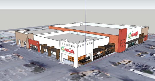 A new Vallarta Supermarket is coming to Indio and is slated to open in September 2020.