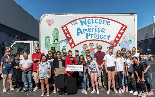 The Welcome to America Project is one of the many organizations across the Valley providing extra support to refugee families as they navigate their post-COVID-19 lives.