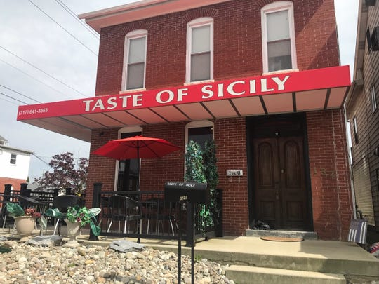 Taste of Sicily is on East Market Street in Palmyra.
