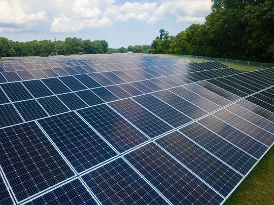 Sun Tribe Solar Facility