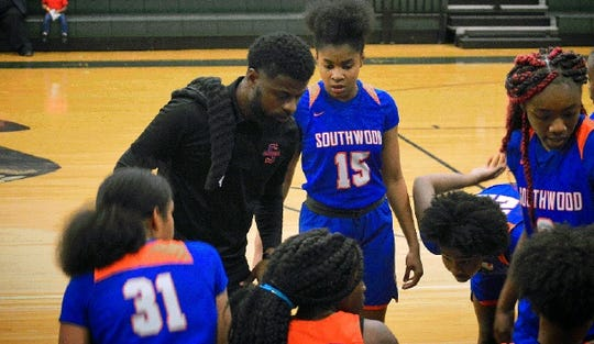 Southwood has named Kendrick Golatt as the girls basketball coach.