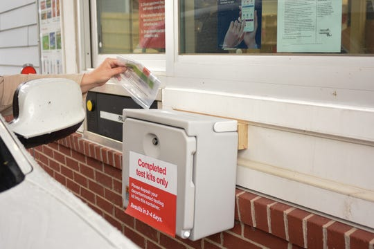 Drive-thru testing sites are now offered at some CVS Health locations in Louisiana.