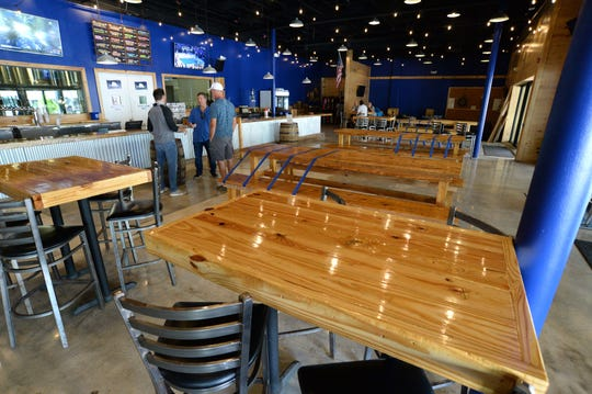 Sailfish Brewing Company in Fort Pierce was ordered by the state Department of Business and Professional Regulation to shut down its taproom for on-premise consumption on Saturday night — for the third time during the coronavirus pandemic.