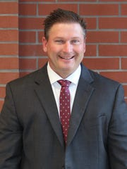 Jeff Turner, outgoing superintendent at Mesa Union School District