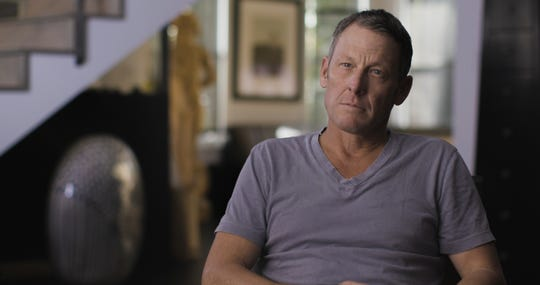 """ESPN will air the documentary about former cyclist Lance Armstrong, """"LANCE,"""" over the next two Sundays to conclude May."""