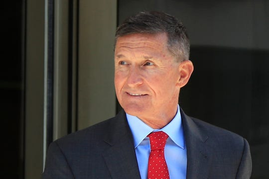 In Michael Flynn's case, there is nothing left to judge