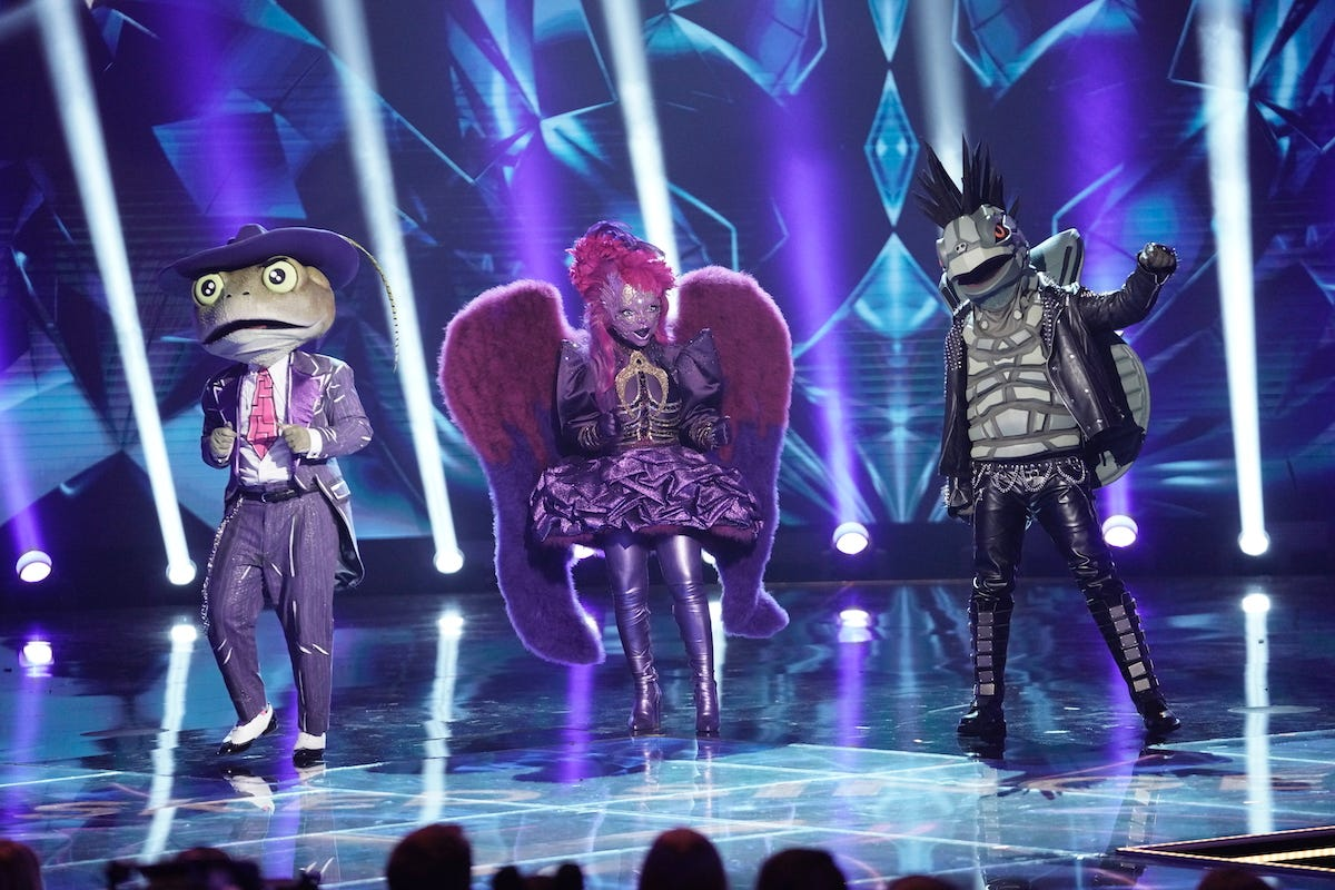 The Masked Singer Season Finale Night Angel Flies To Victory