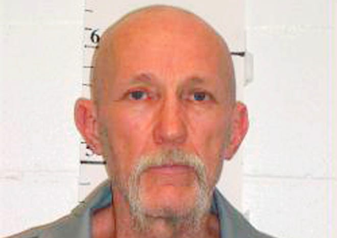 This Feb. 18, 2014, file photo provided by Missouri Department of Corrections, shows death row inmate Walter Barton, convicted of killing an 81-year-old mobile home park manager in 1991.