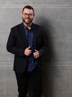 """Team Blake Shelton's Todd Tilghman – who was the first person to audition on this season of """"The Voice"""" – outlasted everyone and was crowned the Season 18 winner during the first-ever remote finale."""