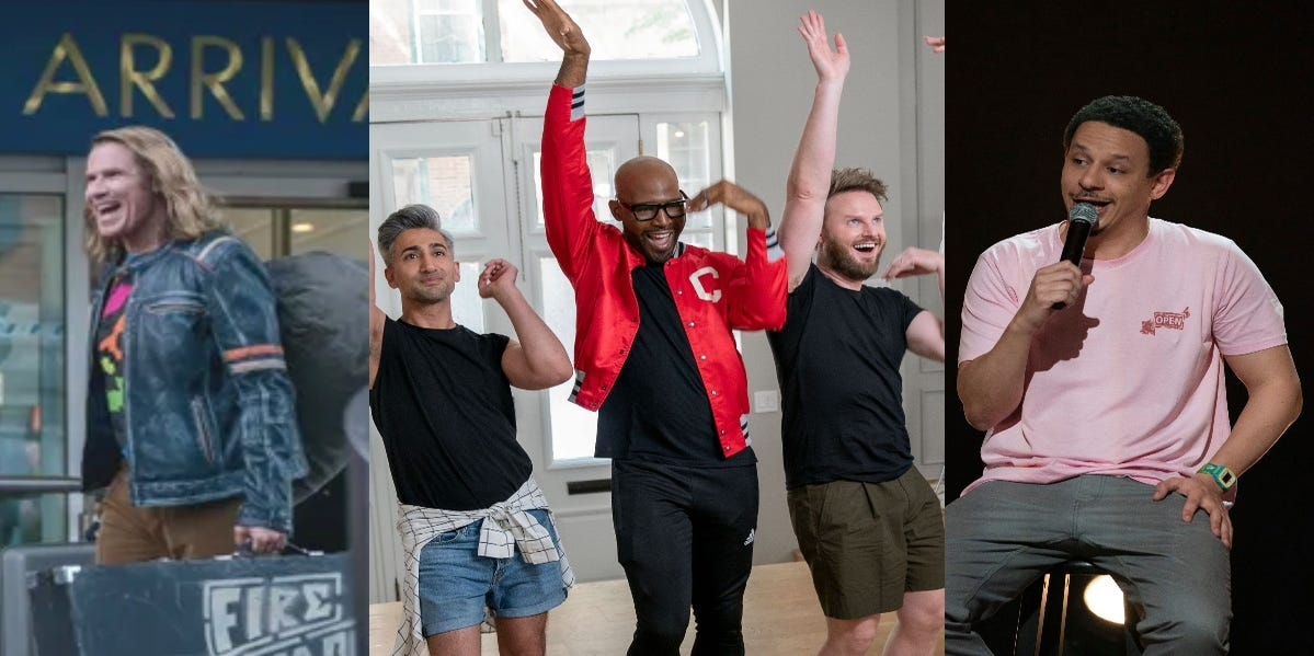 Netflix In June 2020 More Queer Eye Dating Around And Spike Lee