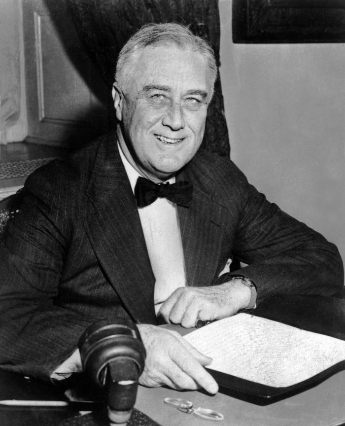 Which president would you pick to fight coronavirus? Many historians give FDR the nod
