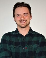 Dylan Casey, 20, studies construction management technology at Fox Valley Technical College.