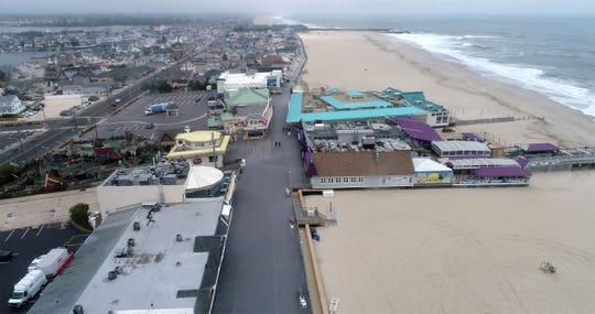 Jenkinson S Boardwalk Beaches Will Not