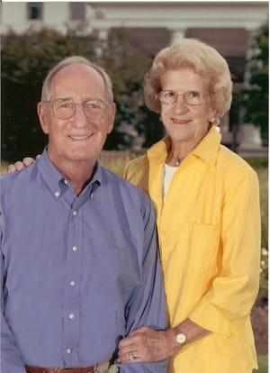 Bill and Nancy Keating.