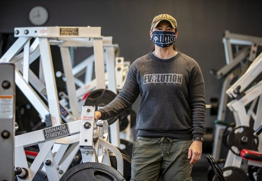 Shelli Jones, owner of Evolution Fitness in Deer Park is planning on reopening May 26, which was when the state was originally going to open gyms. She says she is going to remain cautious while reopening and maintain social distancing while training and will take her client's temperature before they are allowed to workout.