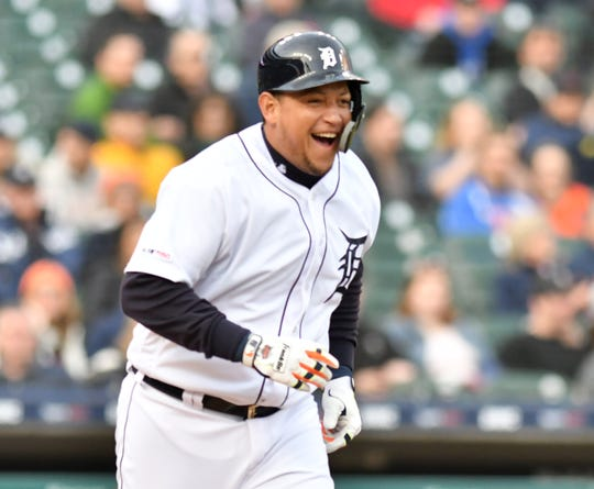 Tigers' Miguel Cabrera made a $250,000 donation to help Detroit families and children on Thursday.