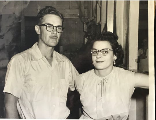 Roy and Esther Brenton