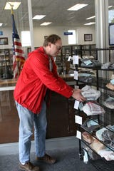 Books and DVDs are available for pick-up at the Ida Rupp Public Library in Port Clinton.