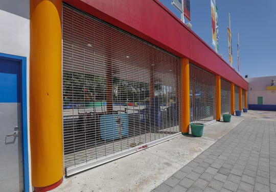The gates at Legoland Florida Resort have been closed since the end of business March 15 due to the COVID-19 pandemic. After approval by both Polk County and Winter Haven commissioners, the major Polk attraction now needs just the OK from state officials to reopen June 1.