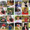 Faces of student-athletes in the Upstate's 2020 graduating class.