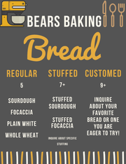 Alex Kascak and Eric Tobin created Bears Baking Bread, a quarantine-made business to help pass the time and feed a life-long dream of owning a cafe.