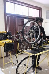 FixIt Fest offersfree safety checks and minor repairs on bikes. The event takes place at Cafe 329 on Saturday, from 2 p.m. till Gleaux Ride. The first year event was created to encourage people to dust their bikes off and to start riding again.