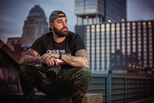 Jake Zaepfel is a local portrait photographer.