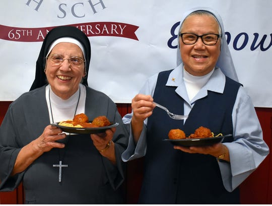 Sisters of Charity Monica Fumo, left, 78, and Gabriella Nguyen, 75,  died, who worked for years at Milwaukee's St. Joan Antida High School, have died of COVID-19, the order announced May 21, 2020.