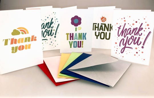 Leader Paper Products, which supplies premium envelopes and specialty paper products, is giving away 1 million thank you cards for people working on the front lines of the coronavirus pandemic.