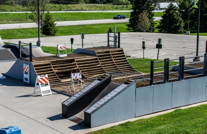 The Delafield skatepark may be saved if enough money for repairs can be raised.