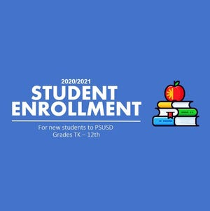 Palm Springs Unified School District opens online enrollment.