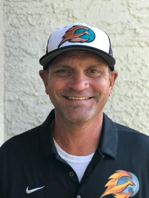 New Eastmark baseball coach Shane Hilstrom
