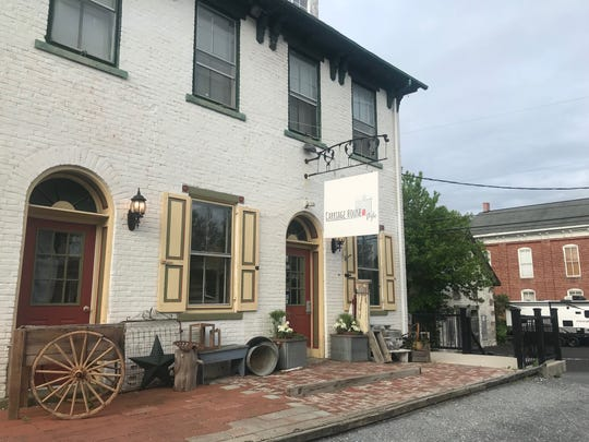 Carriage House Style in Quentin, Lebanon County. The store has added online sales since the coronavirus shutdown their in-person sales.