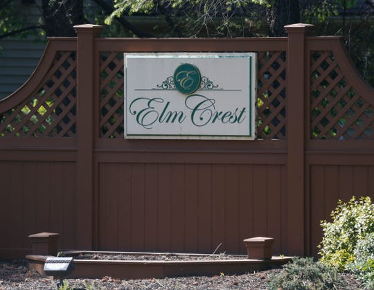 The entrance to Elm Crest Townhomes in Fishkill on May 21, 2020. On the night of May 20 a woman was stabbed at  220 Crestwood Court inside Elm Crest.